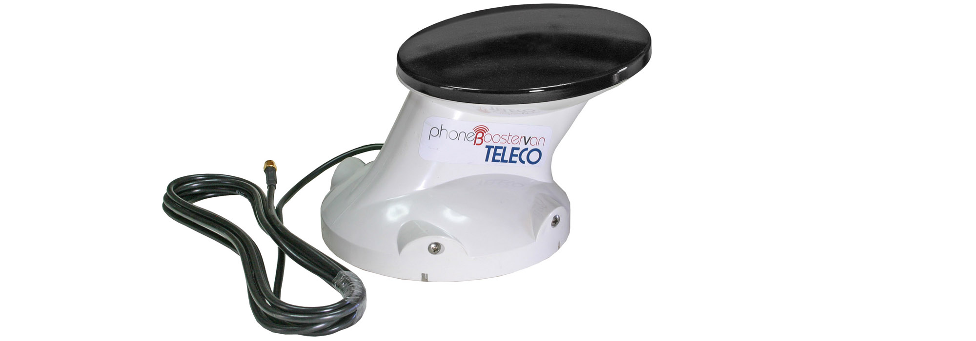 TELECO PhoneBoosterVan 2.0: greater performance with the new antenna